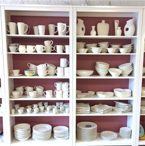 Roh-Keramik-Sortiment Keramik-Mal-Atelier Mal anders Untermarkt 45 Wolfratshausen bei München